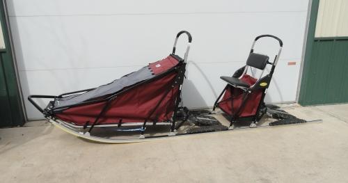 tour sled